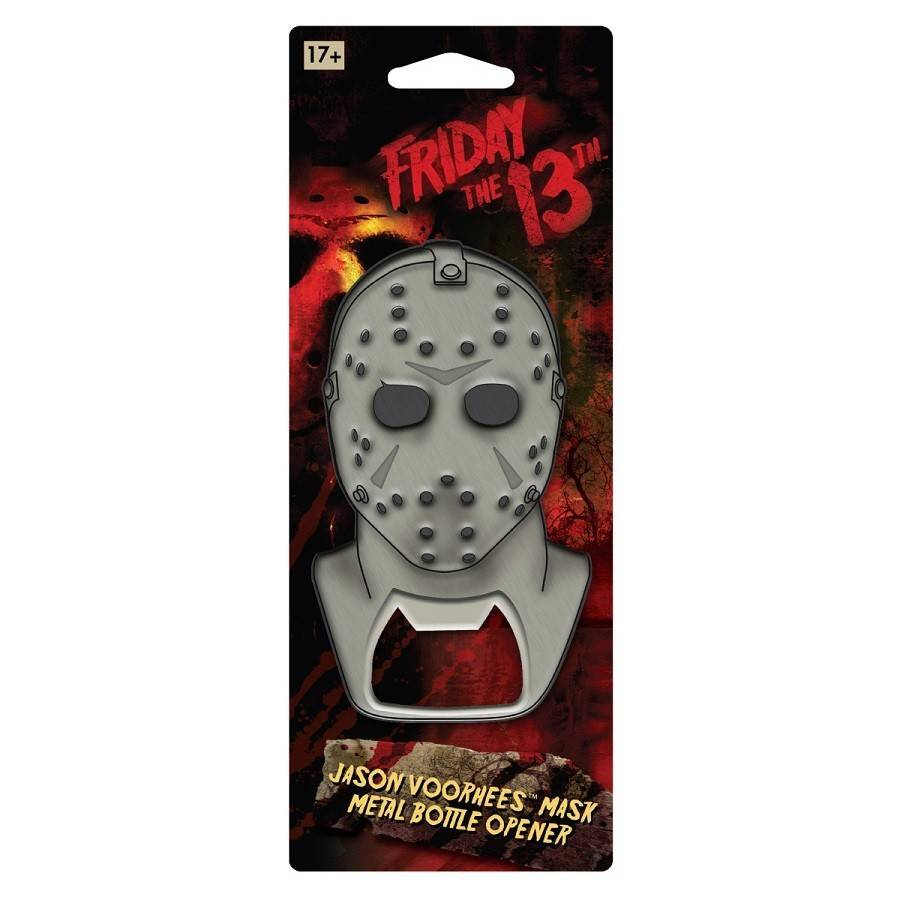 Bottle Openers: Friday the 13th Mask