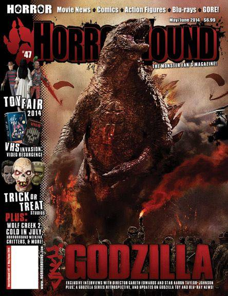 HorrorHound Magazine #47