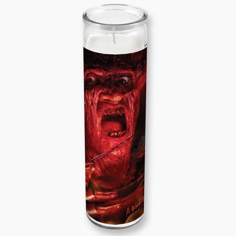 A Nightmare on Elm Street Freddy Tall Candle