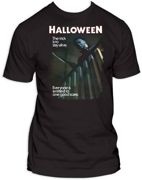 Halloween One Good Scare Shirt