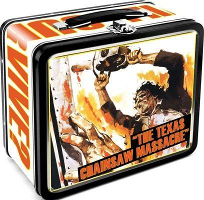 Lunch Box: Texas Chainsaw Massacre