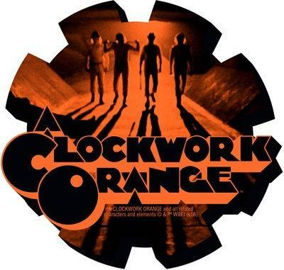 A Clockwork Orange Droogs Funky Chunky Magnet