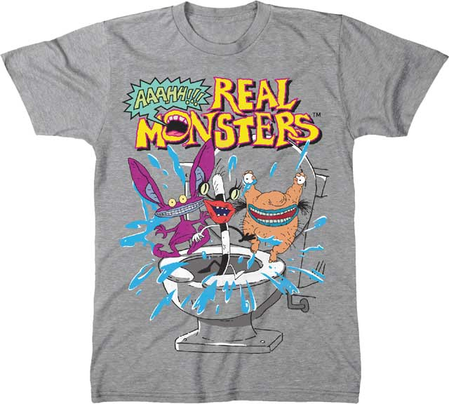 Aaahh!!! Real Monsters Shirt
