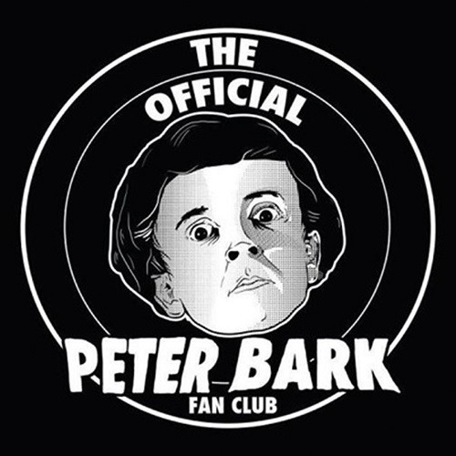 Offical Peter Bark Fan Club Patch