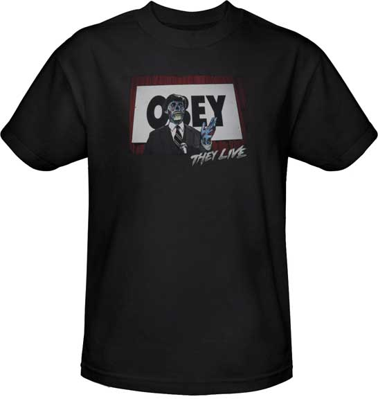 They Live Obey Shirt