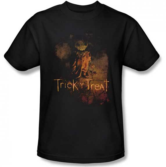 Trick r Treat Movie Poster Shirt