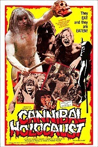 Cannibal Holocaust US Poster Magnet