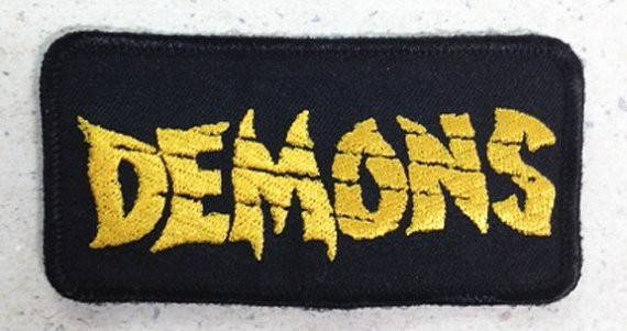 Demons Logo Patch