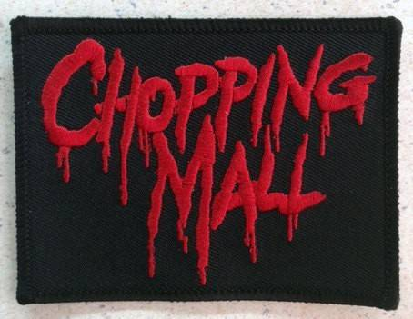 Chopping Mall Patch