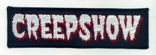 Creepshow Logo Patch
