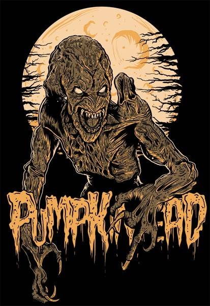 Pumpkinhead lyrics