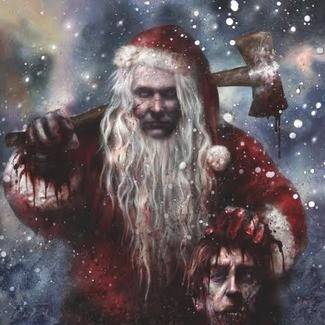 Silent Night Deadly Night Original Soundtrack LP