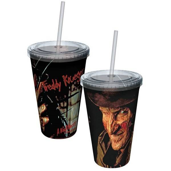 A Nightmare on Elm Street Travel Cup