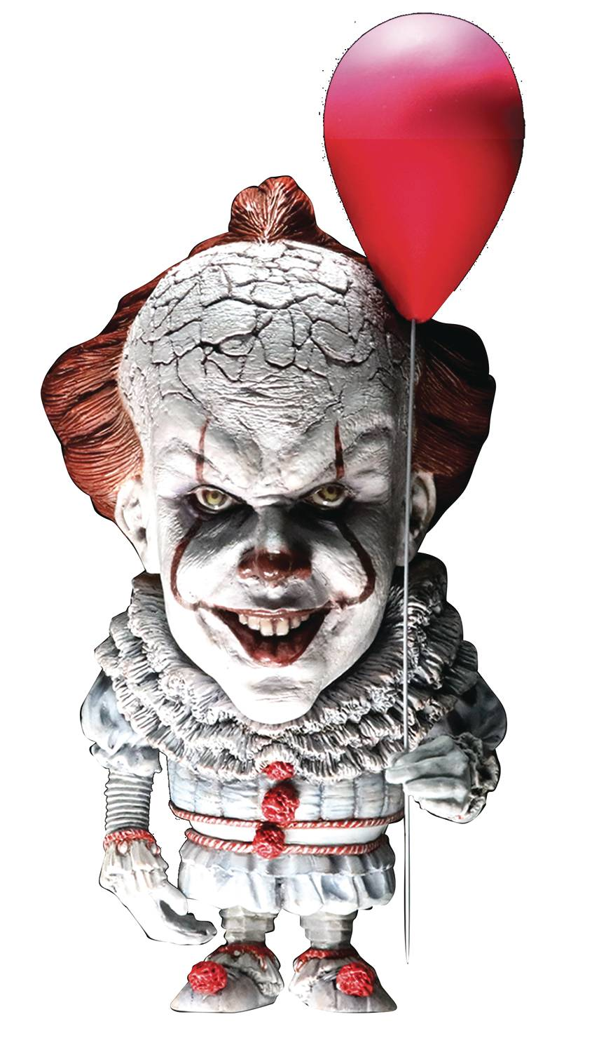 It Pennywise Defo Real Soft Vinyl Statue