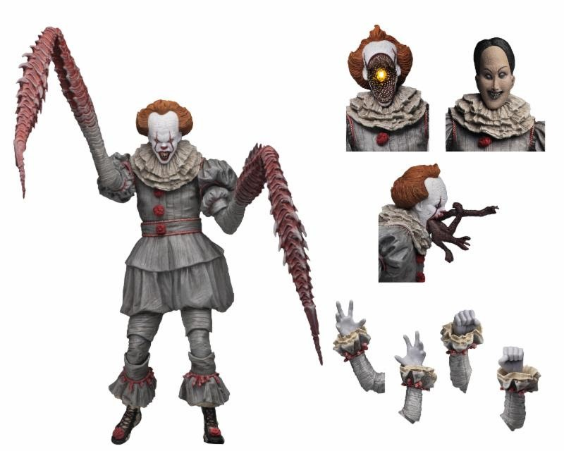 IT Ultimate Dancing Clown Pennywise 7 Action
