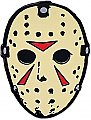 Friday the 13th Jason Mask Enamel Pin