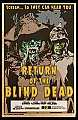 Spooky Dookie Venture Prints: Return of the Blind Dead