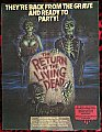 The Return of the Living Dead Back Patch