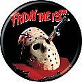 Friday the 13th Final Chapter Button