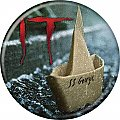 IT 2017 Paper Boat Button