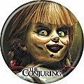 Annabelle Sinister Side View Button