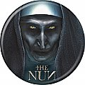 The Nun Valek Dark Button