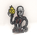 Pinhead in Playland Enamel Pin