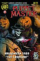 Puppet Master Halloween 1989 Variant Cover