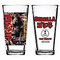 Godzilla 1954 Movie Pint Glass