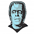 Herman Munster Enamel Pin
