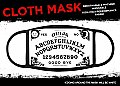 Ouija Cloth Mask