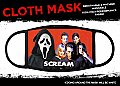 Scream Cloth Mask