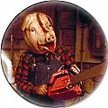 Motel Hell Pig Button