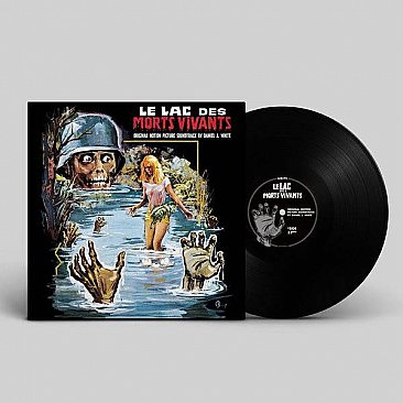Zombie Lake Original Soundtrack LP
