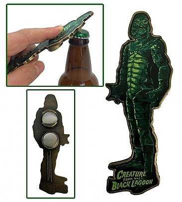 Universal Monsters Creature From The Black Lagoon Bottle Opener 2019 San Diego Comic-Con Exclusive