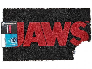 Jaws Logo Doormat