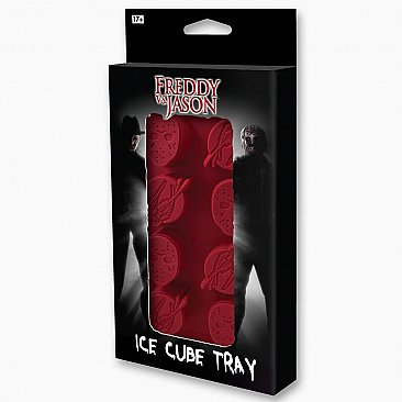 Freddy vs Jason Ice Cube Trays