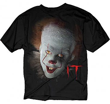 Stephen King's IT 2017 Pennywise Face Shirt