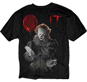 Stephen King's IT 2017 Pennywise Balloon Shirt