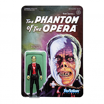 Universal Monsters The Phantom of the Opera ReAction Figure