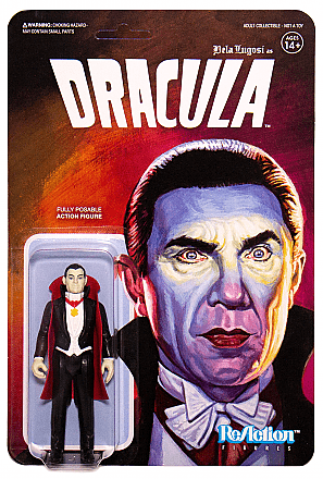 Universal Monsters Dracula ReAction Figure