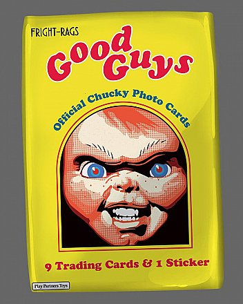 Child's Play Chucky Trading Cards