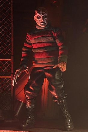 "A Nightmare On Elm Street New Nightmare Freddy 8"" Clothed Figure"