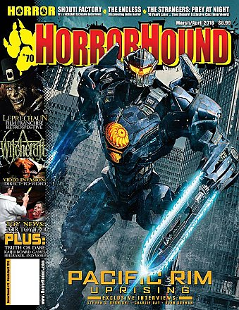 HorrorHound Magazine #70
