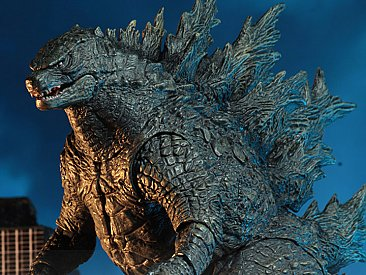 "Godzilla 2019 6"" Action Figure"