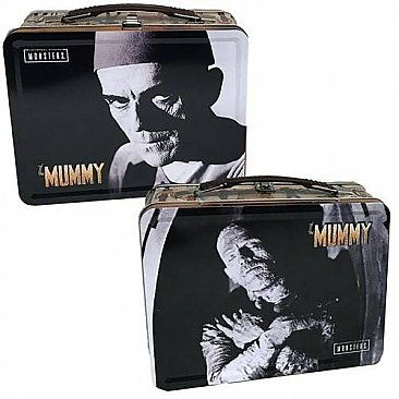 Universal Monsters The Mummy Lunch Box