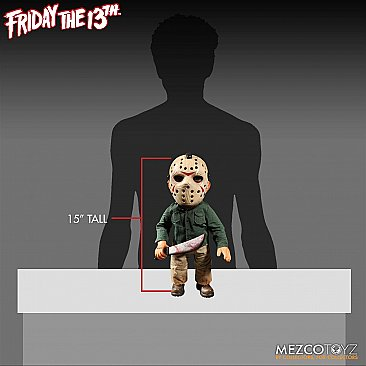Friday the 13th Mega Jason With Sound