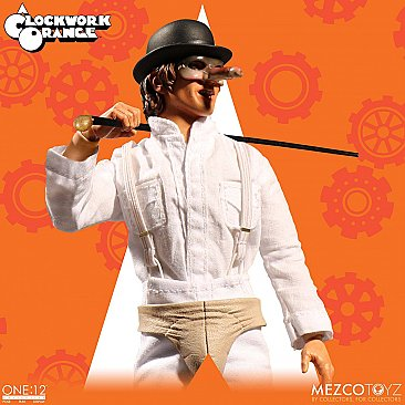 A Clockwork Orange Alex One:12 Collective Figure