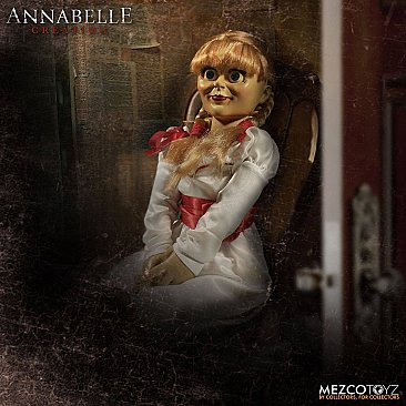 Annabelle Creation Prop Replica Doll