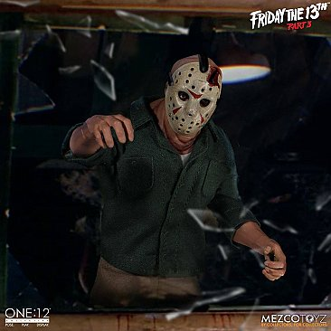 Friday The 13th Part 3 Jason Voorhees One:12 Collective Figure